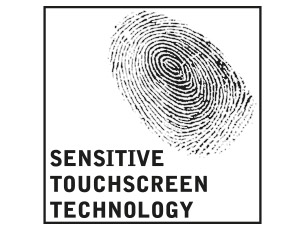 Sensitive Touchscreen Technology©